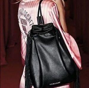 Victoria's secret limited edition fringe bag